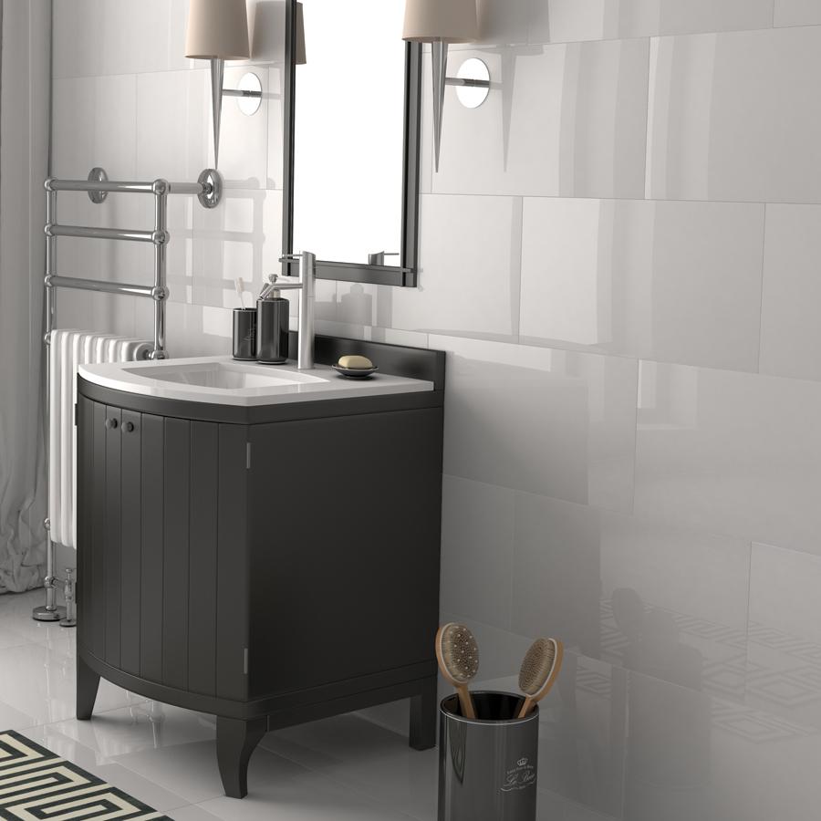 kakel vit blank matt 30x60 formhome. Black Bedroom Furniture Sets. Home Design Ideas